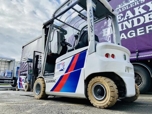 Kammac Forklift Truck